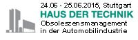 Haus der Technik, Stuttgart - Veranstaltung Obsoleszenzmanagement