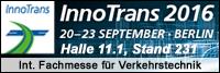 HTV auf der InnoTrans 2016