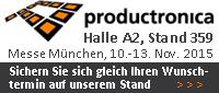 HTV auf der Productronica in München