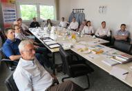 FED-Regionalgruppe Frankfurt zu Gast bei HTV