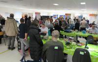 Rückblick: Repair Café Bergstraße zu Gast bei HTV