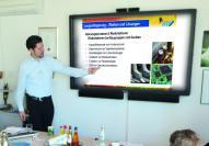 """Vortrag auf dem Treffen des Arbeitskreises """"Systemzuverlässigkeit von Aufbau- und Verbindungstechnologien"""""""
