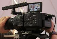 TechniSat shooted a film about the HTV-Life®- mark of excellence at the Hessentag 2014