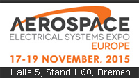 HTV auf der Aerospace Electrical Systems Expo Europe in Bremen