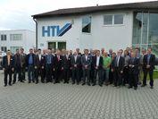 Europas führende Elektronikfirmen bei HTV