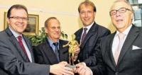 Der Oscar des Mittelstands ging an HTV