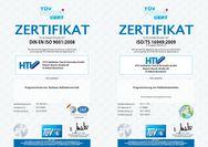 Zertifizierung nach ISO-TS 16949 erneut mit Bravur bestanden