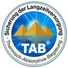 Prüfzeichen für TAB-Verfahren