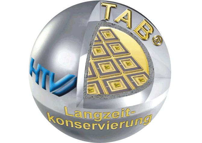 Weltweit einmaliges TAB Langzeitkonservierungsverfahren
