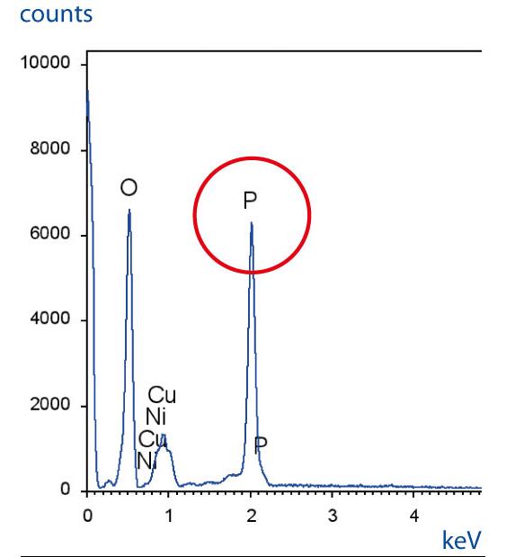 Schadstoff Phosphor